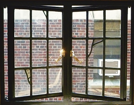 Making sense of metal windows in historic buildings for Window design metal