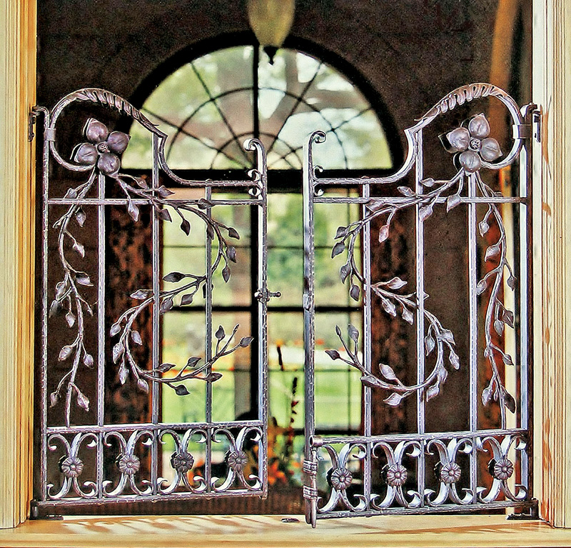 2016 Palladio Awards New Mediterranean Style Traditional: Architectural Ironwork Guidelines