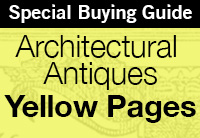 architectural antiques yellow pages